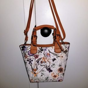 Handbags - Floral purse within a purse